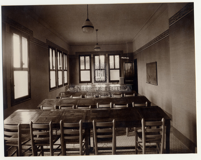 Aules del Centre de Lectura