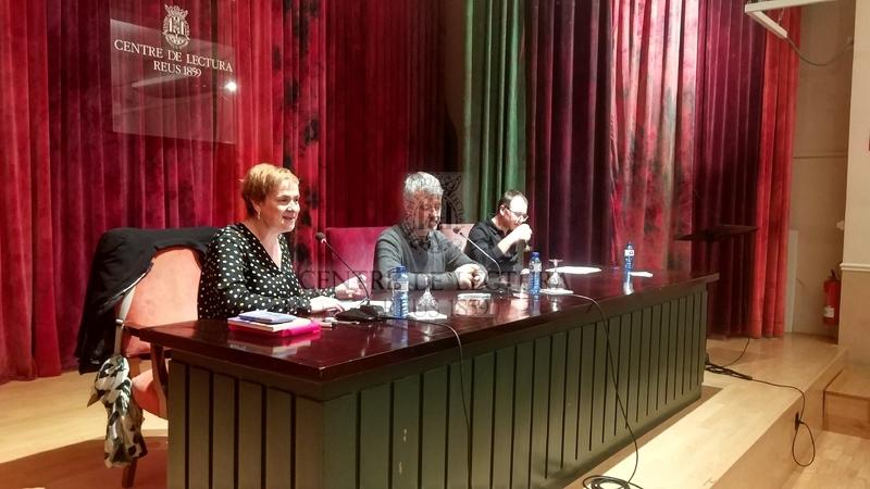 """Presentació del llibre """"Gainsbourg i Dalí, moi non plus"""" de Pere Francesch Rom"""