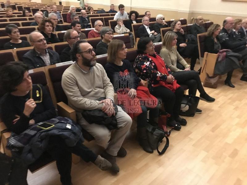 """Lliçó inaugural del curs acadèmic 2019-2020: """"La societat del coneixement"""" a càrrec de Francesc Xavier Grau Vidal"""