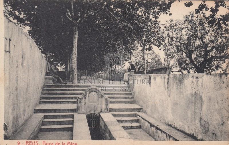 Passeig Boca de la Mina