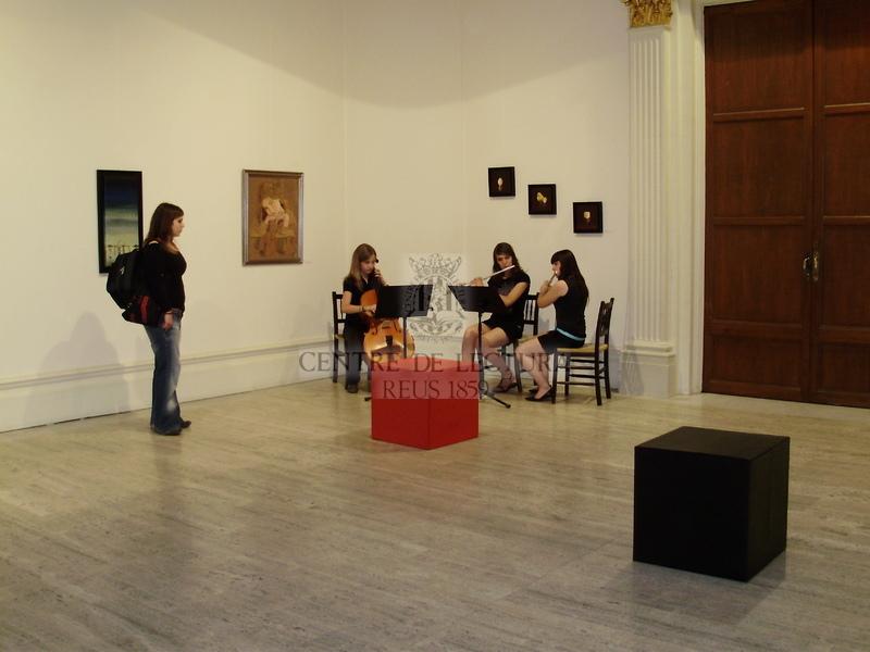 "Exposició ""Cosmogonia Gort"""