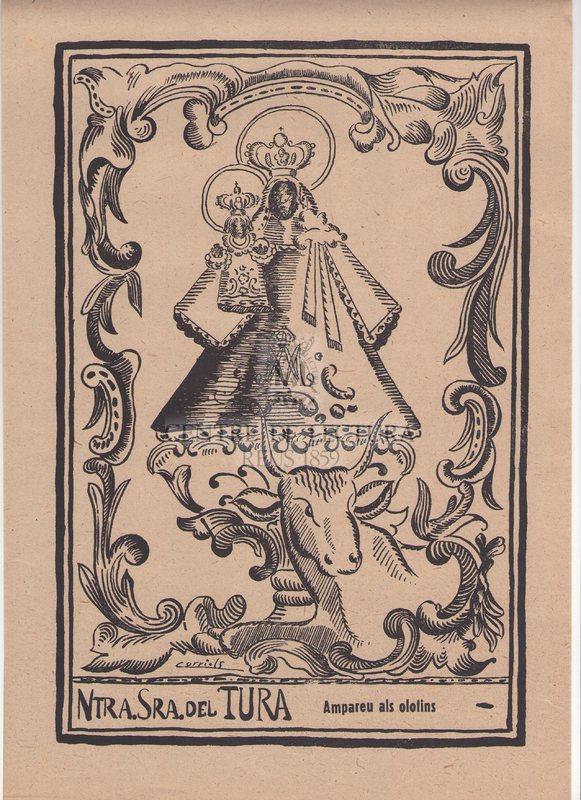 Los Goigs de la Santissima, y Puríssima Verge Maria Deltura, Advocada , y Protectora de la vila de Olot