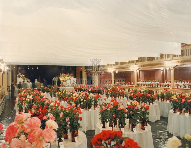 XLVIIè Concurs Exposició Nacional de Roses