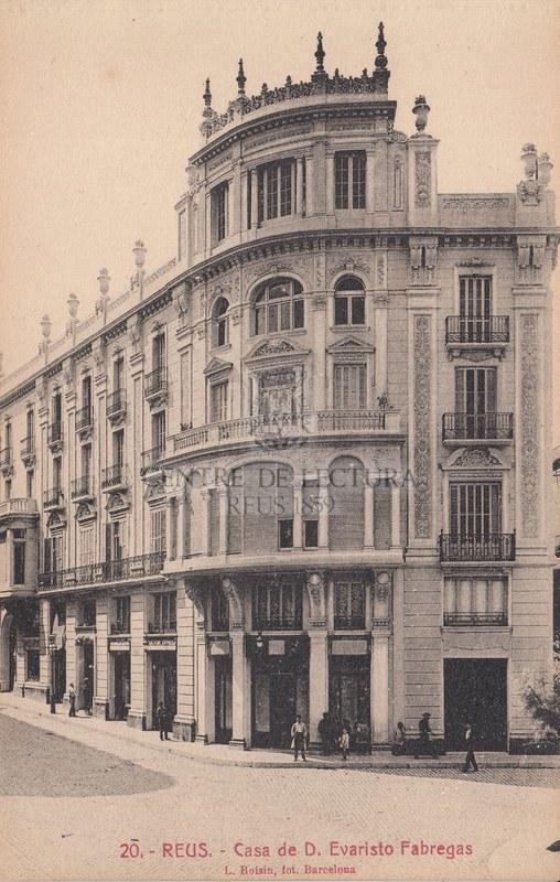Casa Fàbregas