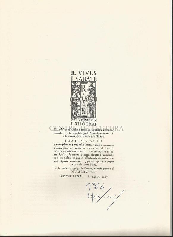 Goigs de la gloriosa i benaventurada Verge Maria Vinyet de Sitges