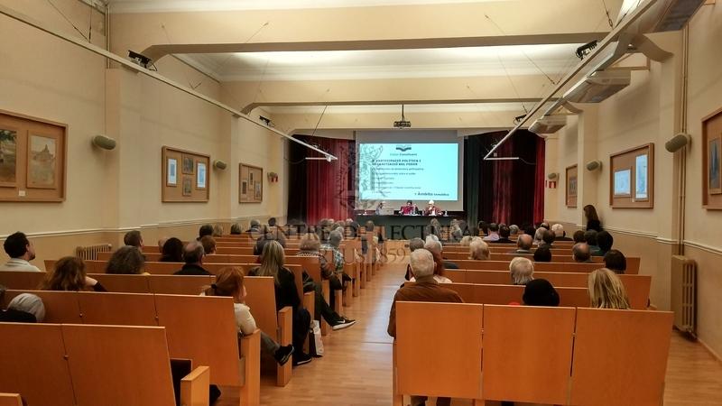 Acte de presentació del Debat Constituent a càrrec de Gabriela Serra i Entesa Reus