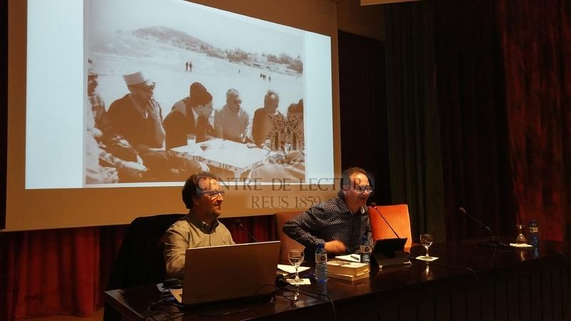 """Conferència """"Gabriel Ferrater en la literatura catalana"""" a càrrec d'Enric Blanes"""