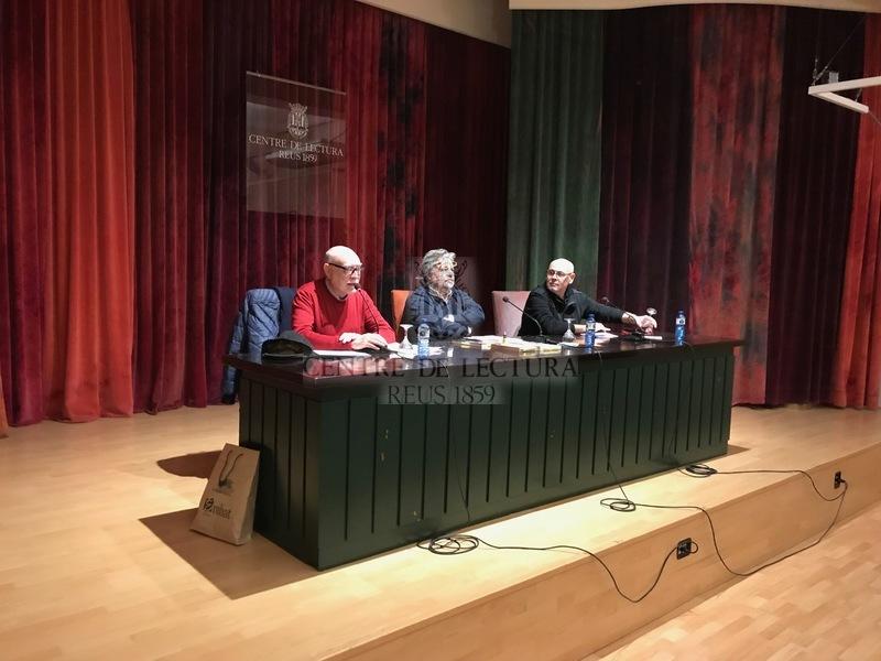 Presentació de la trilogia literària sobre les antigues colònies espanyoles del golf de Guinea escrites per Carles Decors