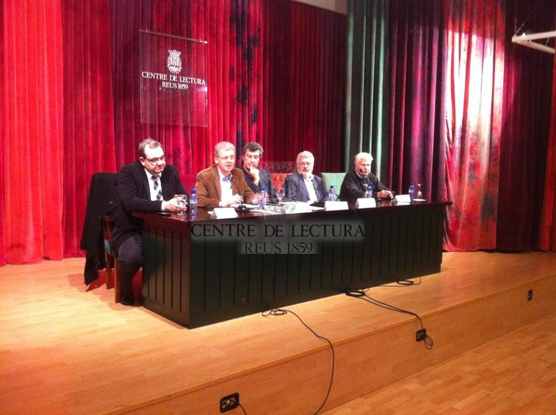 Assemblea General Extraordinària: desembre de 2012