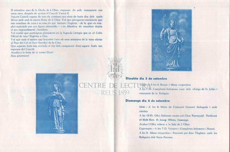 Goigs de St. Julià, Màrtir Patró de Campos (Fragments)