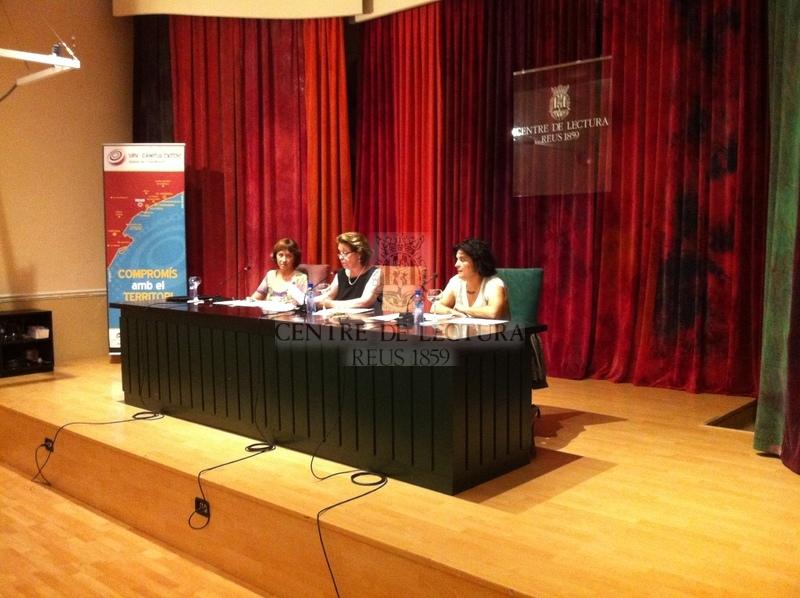 Cicle Lletres del Camp: la trajectòria literària de Maria Lluïsa Amorós Corbella, presentació a càrrec de Núria Monné
