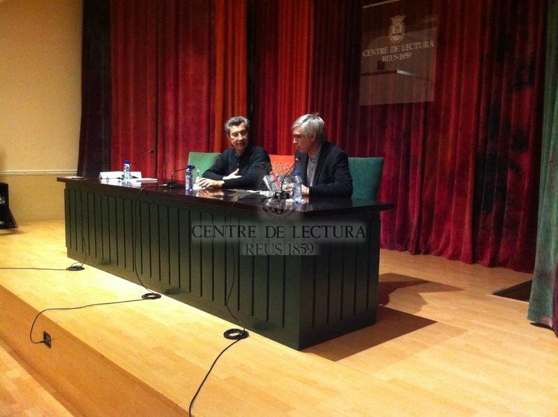 """Presentació del número 131 de les Edicions del Centre de Lectura: """"Jornades Economia i Societat"""", coordinat per Josep Fàbregas Roig"""