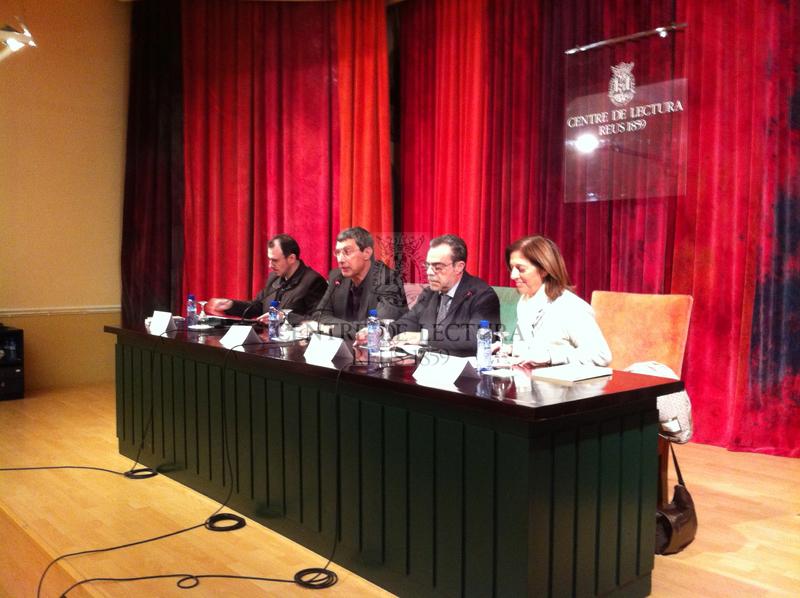"""Conferència inaugural del seminari """"Gabriel Ferrater: gosar poder"""" amb el títol """"Les lliçons poètiques de Gabriel Ferrater"""",  a càrrec de Jordi Julià"""