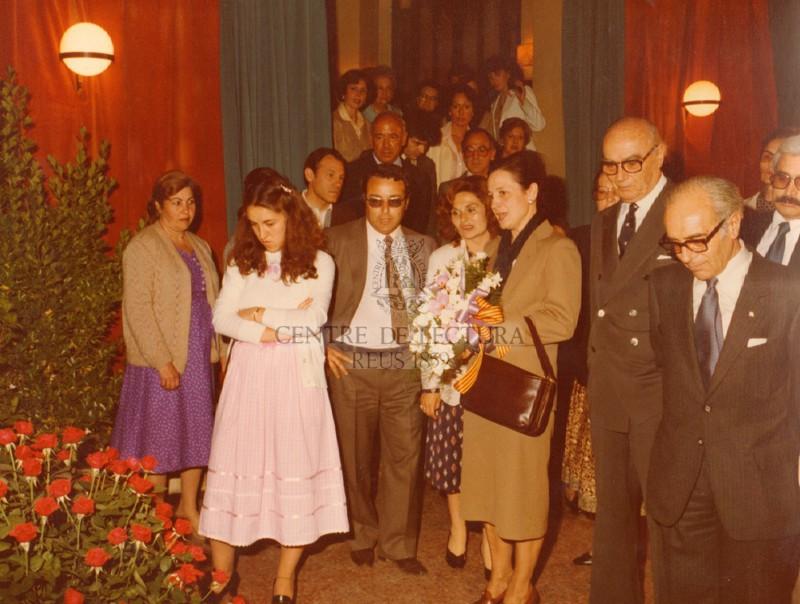 Trenta-tresè Concurs Exposició Nacional de Roses al Centre de Lectura de Reus