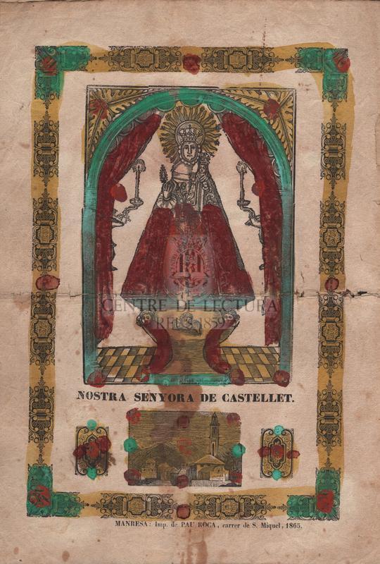 Goigs de Nostra Senyora de Castellet