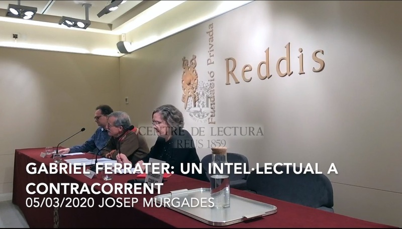 Gabriel Ferrater: un intel·lectual a contracorrent