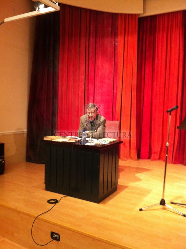 """Conferència: """"El meu Gabriel Ferrater"""", a càrrec de Josep Murgades"""