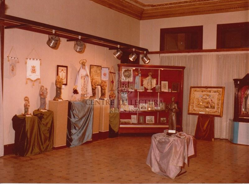 Exposició 50è Aniversari de la Coronació de la Mare de Déu de Misericòrdia