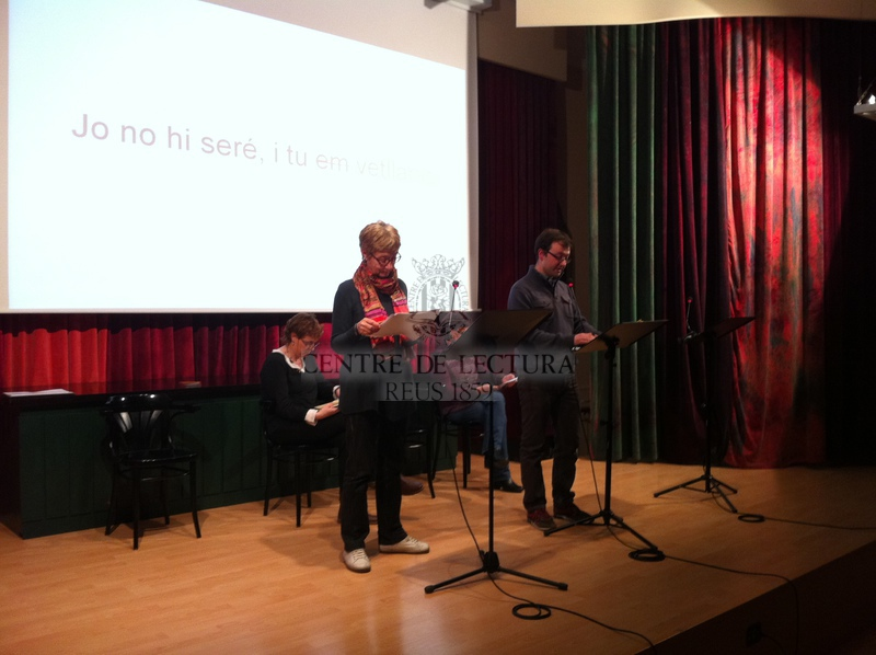 Dia Internacional de la Poesia: Jordi Llavina