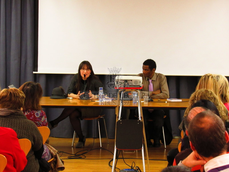 """Presentació del llibre """"Cuentoterapia: el cuento como método de terapia"""", de Carmina Vallverdú"""