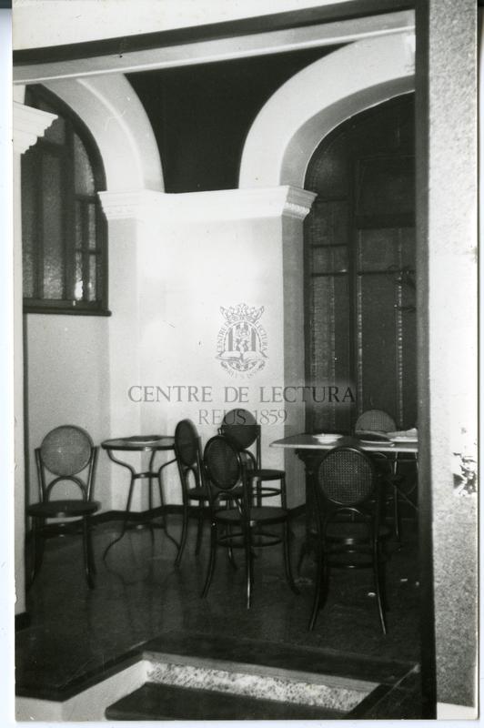 Cafè del Centre de Lectura de Reus