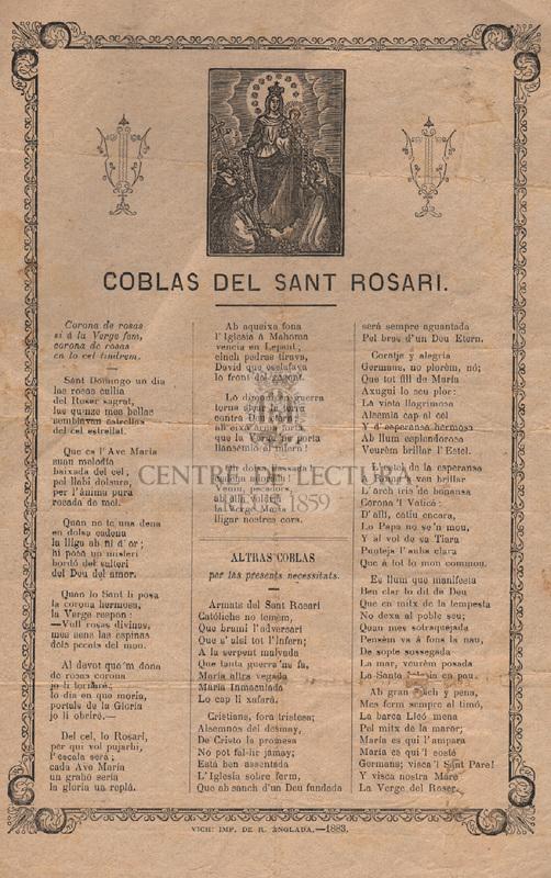 Coblas del Sant Rosari