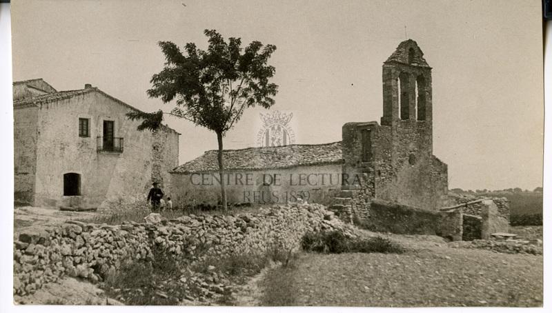 Església de Santa Maria de Peralta (Renau)