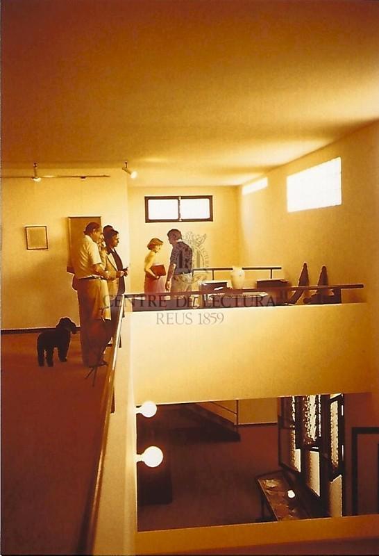 Inauguració del Museu del Centre de Lectura de Reus