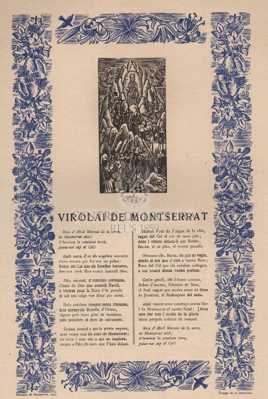 Virolai antic de Montserrat