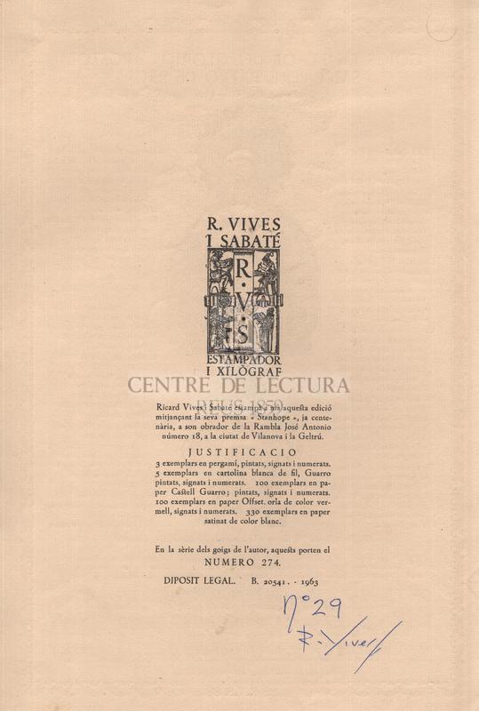 Goigs en llaor del gloriós apòstol Sant Pere, patró de Reus