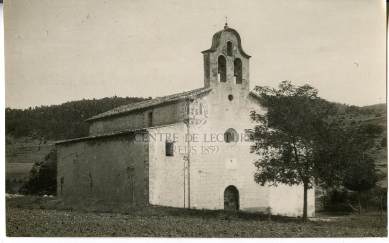 Ermita de la  Mare de Déu de Valldossera (Querol)
