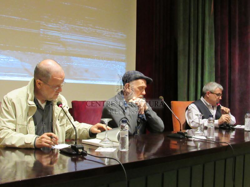 """Conferència i presentació del llibre """"Quico Sabaté i la guerrilla anarquista"""" a càrrec de Ricard de Vargas Golarons"""