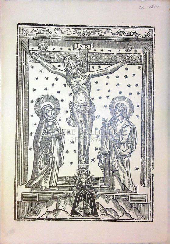 Goigs del Sant Cristo del Hospital de la Sta. Creu de Barcelona