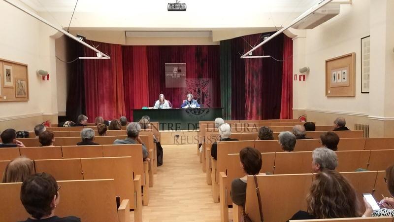 """Conferència """"Mercè Rodoreda: vida i obra d'una dona rebel"""" a càrrec d'Anna Maluquer"""