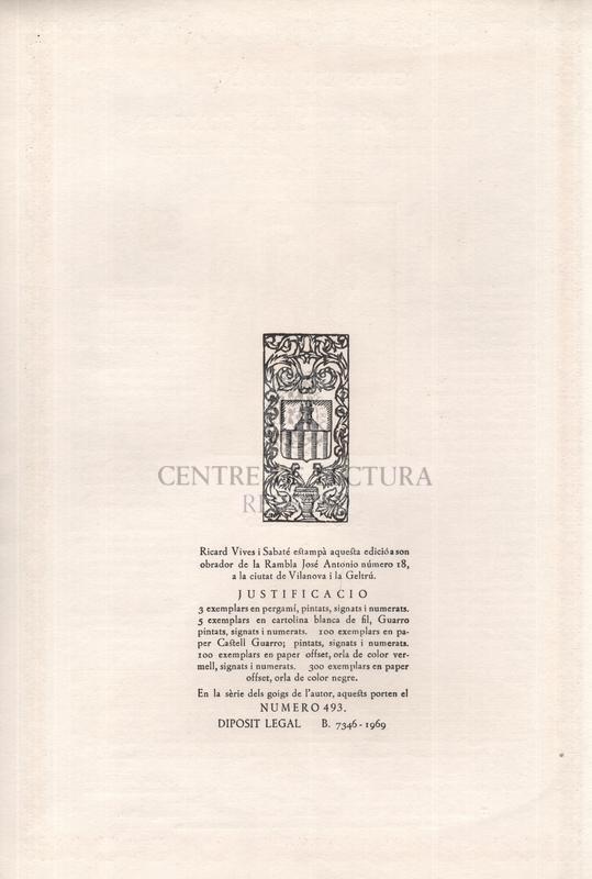 Goigs en lloança del gloriós sant Lluís Gonçaga, venerat a l'església de Sant Felip Neri de la ciutat de Vic