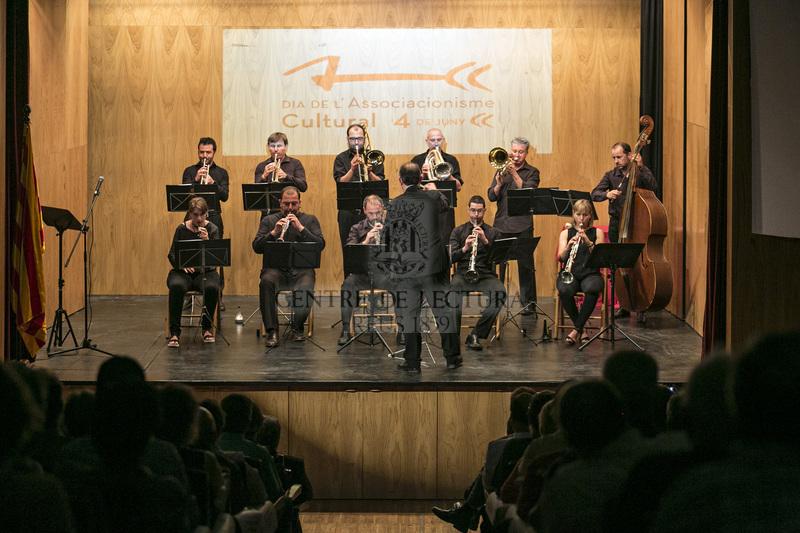 Acte institucional del Dia de l'Associacionisme cultural