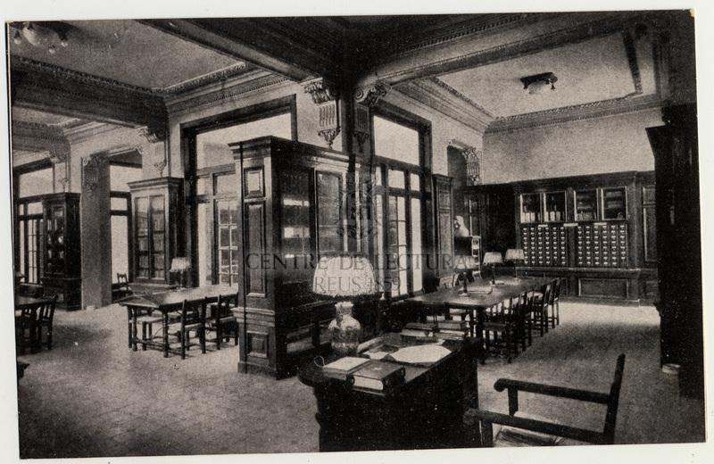 Biblioteca del Centre de Lectura