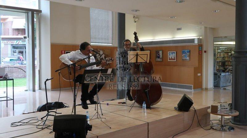 Concert amb poemes de Gabriel Ferrater