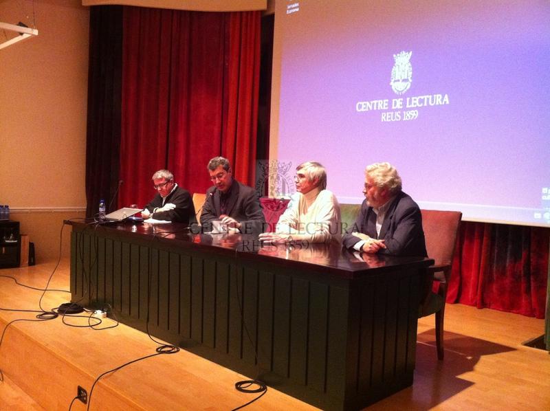 Jornades Economia i Societat, celebrades del 7 al 15 de març al Centre de Lectura, sota la coordinació de Josep Fàbregas