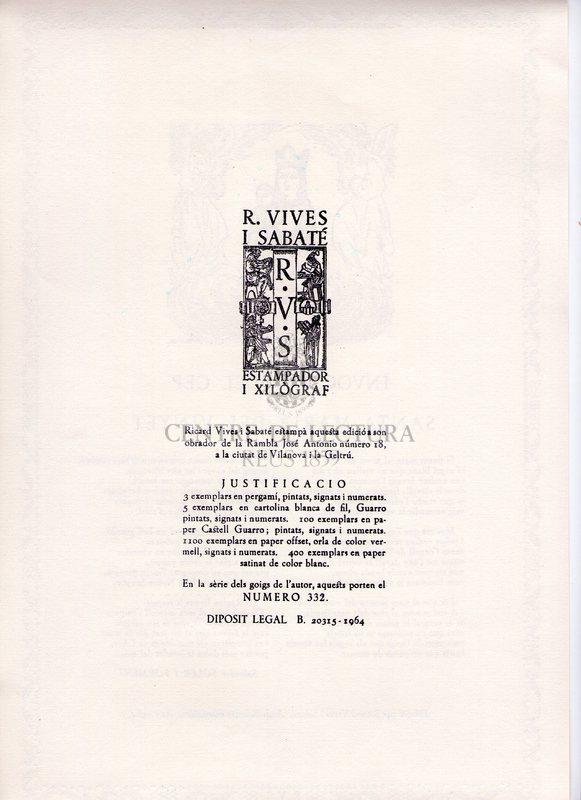 Invocació del Cep a Santa Maria del Vinyet