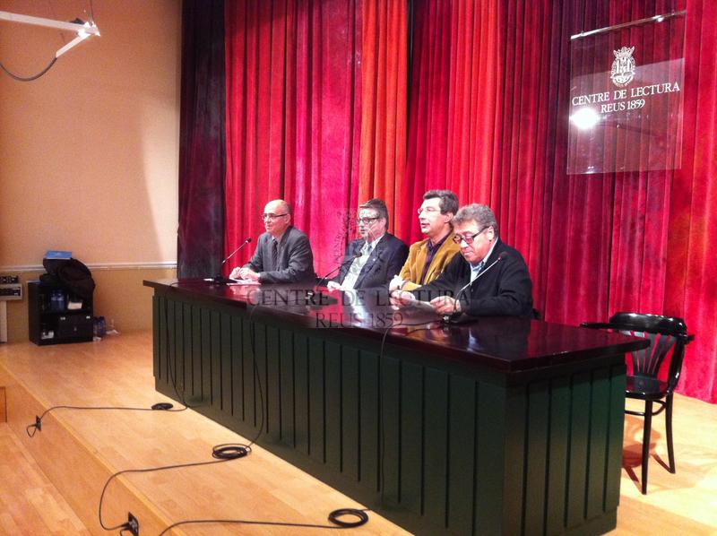 Jornades de la Secció Filológica de l'Institut d'Estudis Catalans a Reus. Homenatge a Ramon Amigó: Cloenda