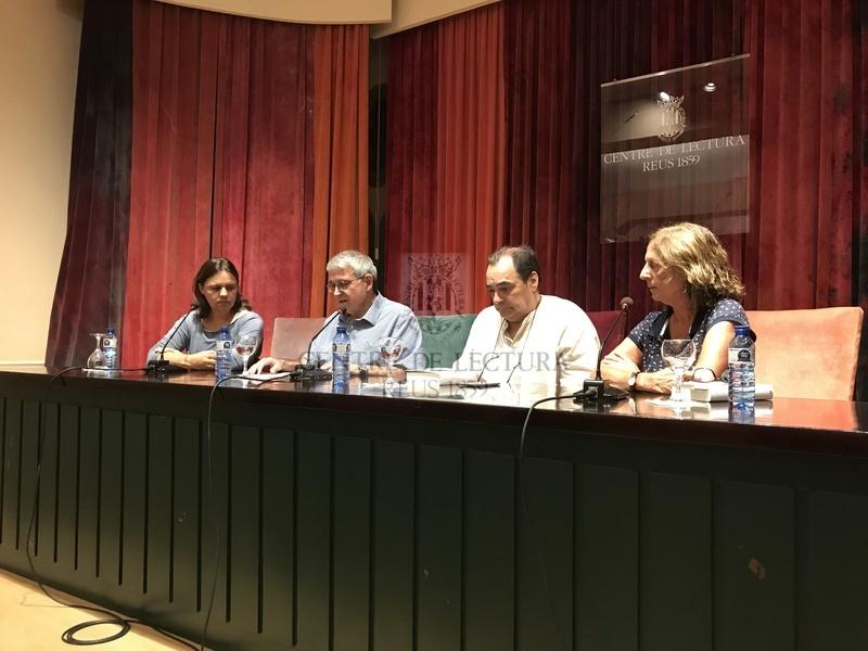 """Presentació de """"Les dones i els dies"""" de Gabriel Ferrater, edició crítica de Jordi Cornudella"""