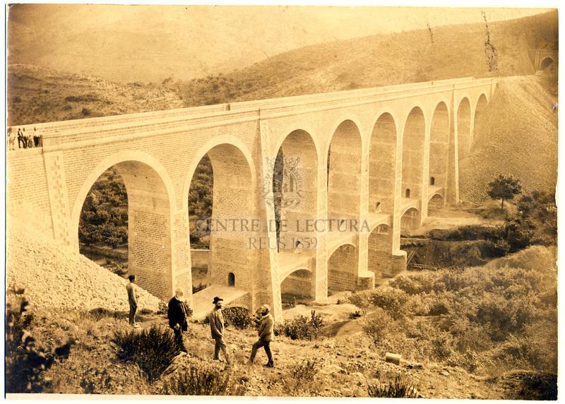 Viaducte del Barranc dels Masos i d'en Seula