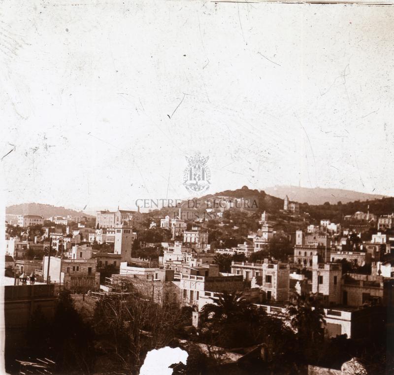 Vista d'una ciutat