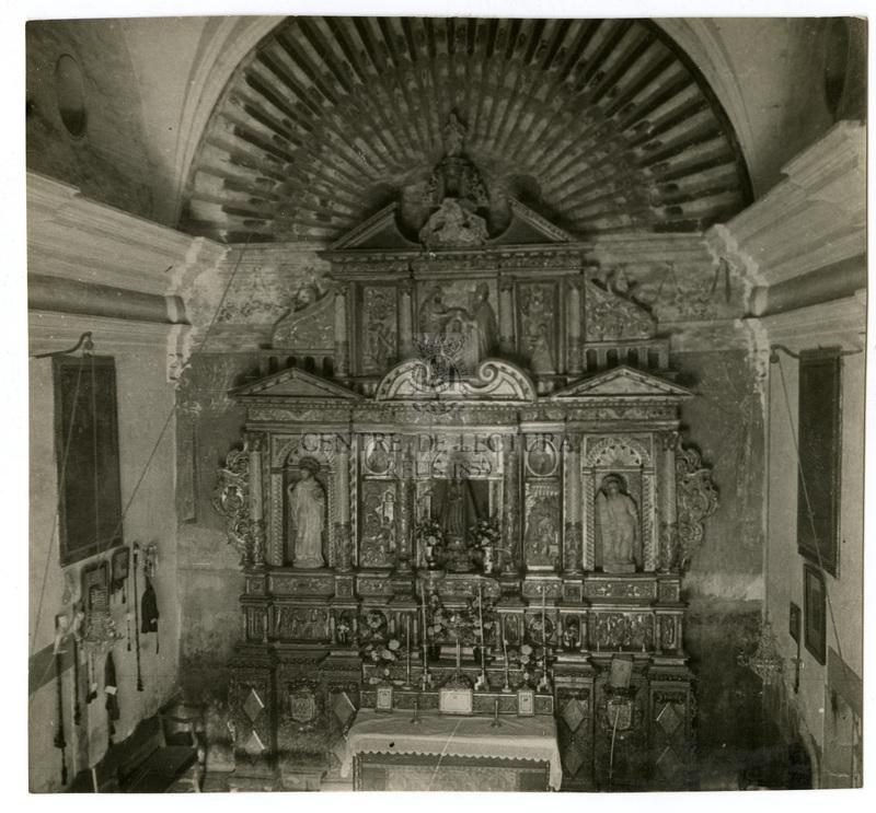 Ermita de la Mare de Déu dels Torrents (Vimbodí)