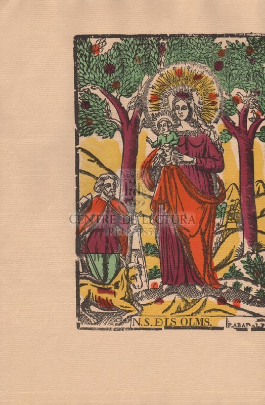 Goigs de Nostra Senyora de Coaner per la necessitat de la aygua