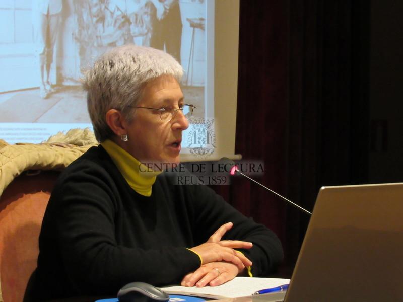 """Conferència: """"Les dones terrorífiques del pintor Willem de Kooning"""", a càrrec de Maria Dolors Capdevila"""