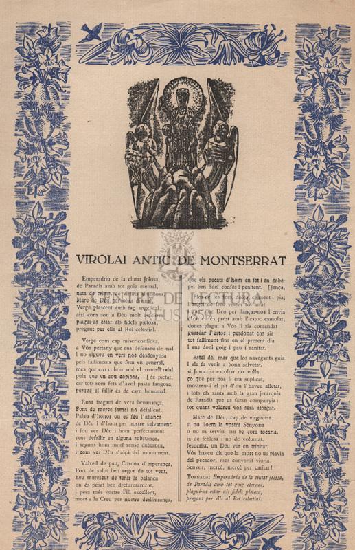 Virolai de Montserrat