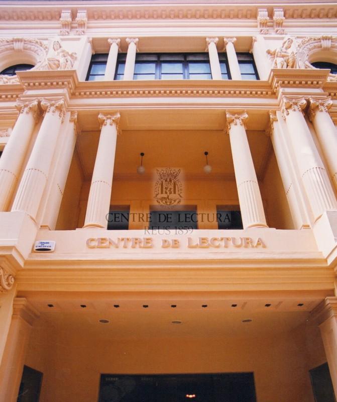 Façana del Centre de Lectura