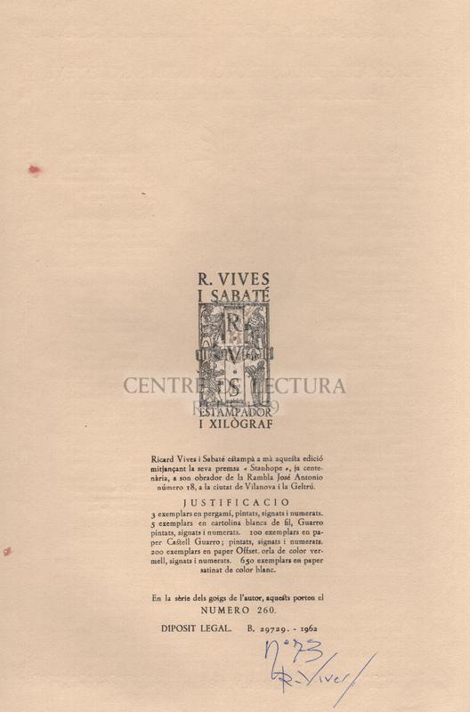 Goigs del glorios protomartir Sant Esteve, excels patró de l'Esglesia arxiprestal d'Andorra La Vella